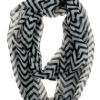 Thumbnail image for Amazon-Cotton Cantina Soft Chevron Sheer Infinity Scarf Only $5.00