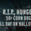 Thumbnail image for Halloween Deal: Sonic $.50 Corn Dogs