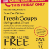 Thumbnail image for Whole Foods (Mid-Atlantic Region): Buy One Get One Free Fresh Soups