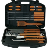 Thumbnail image for Mr. Bar-B-Q 18-Piece Stainless-Steel Barbecue Set with Storage Case