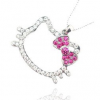 Thumbnail image for Hello Kitty Pendant Necklace-$1.19 Shipped