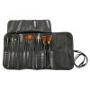 Thumbnail image for MASH 12 Pc. Cosmetic Brush Set with Case-$12.99