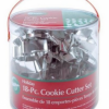 Thumbnail image for Amazon-Wilton Holiday 18 pc Metal Cookie Cutter Set $8.97