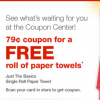 Thumbnail image for CVS: FREE Paper Towels!