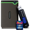 Thumbnail image for Amazon Daily Deal 11/22:  Up to 60% Off Transcend Flash Memory, Flash Drives, and Hard Drives