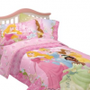 Thumbnail image for Disney Princess Sale: Dainty Princess Microfiber Twin Sheet Set $19.88