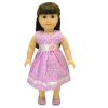 Thumbnail image for American Girls Accessories Sale: KHOMO ®Beautiful Flower Dress Outfit $11.95