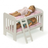 Thumbnail image for Doll Bunk Beds With Ladder-$26.99
