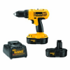 Thumbnail image for Amazon-DEWALT 18-Volt Drill/Driver Kit $99.00