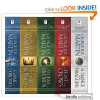 Thumbnail image for Amazon: Game of Thrones (5 Books) $19.99