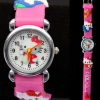 Thumbnail image for Amazon-Hello Kitty 3D Watch $3.29 Shipped