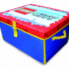 Thumbnail image for Amazon-Neat-Oh! LEGO CITY ZipBin Toy Box & Playmat $10.99
