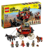 Thumbnail image for GONE: LEGO Lone Ranger Stagecoach Escape Play Set 50% off