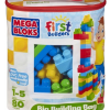Thumbnail image for Mega Bloks Big Building Bag, 80-Piece (Classic)-$14.44