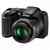 Thumbnail image for Target: Nikon L320 16.1MP Digital Camera with 26x Optical Zoom – Black $99