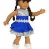 Thumbnail image for American Girl Doll 3 Piece Ice Skating Outfit and Skates $14.95