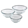 Thumbnail image for Pyrex 3-Piece Mixing Bowl Set Mixing Bowls