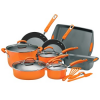 Thumbnail image for Amazon: Rachael Ray Porcelain Enamel II Nonstick 15-Piece Cookware Set $89 Shipped