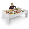 Thumbnail image for Amazon-Hot Deal-80-pc Deluxe Train Set AND Table $59.99