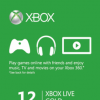 Thumbnail image for GONE: 12-Month Xbox Gold Live Card on Sale for $39.99!