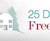 Thumbnail image for Amazon: 25 Days of FREE Holiday Music Downloads