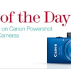 Thumbnail image for Amazon Daily Deal: Canon PowerShot Digital Camera $69.99 Shipped!