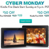 Thumbnail image for LIVE NOW: Amazon Kindle Deals