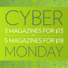 Thumbnail image for Cyber Monday Magazine Sale