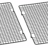 Thumbnail image for Amazon-Baker's Secret 10-by-16-Inch Nonstick Cooling Rack, Set of 2 Only $5.31