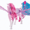 Thumbnail image for Barbie:The Fairy Princess Pegasus and Flying Chariot Set-$13.99