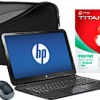 Thumbnail image for Best Buy: Complete HP Lap Top Package $299.99 Shipped