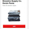 Thumbnail image for TODAY ONLY: 40% off Mossimo Denim Pants at Target!