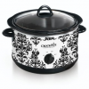 Thumbnail image for Crock Pot Slow Cooker: Damask Pattern-$12.74