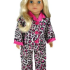 Thumbnail image for 18in Doll 3pc Pajama Set-$17.95