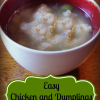 Thumbnail image for Easy Chicken and Dumplings