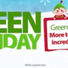 Thumbnail image for Green Monday Coupon Codes