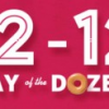 Thumbnail image for Krispy Kreme- Buy One Dozen Get One Free