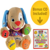 Thumbnail image for Amazon: Fisher-Price Laugh & Learn Love to Play Puppy with Bonus CD $11.99