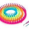 Thumbnail image for Amazon-Set of 4 Round Plastic Knitting Looms $13.36