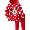 Thumbnail image for Amazon-Disney Girls 2-6X Minnie Mouse 2 Pieced Polka Dot Pulloverhood and Pant $16.99