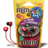 Thumbnail image for Maxell M&M'S Lightweight Earbuds -$4.99