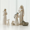 Thumbnail image for Amazon-Willow Tree Nativity Set $49.99