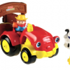 Thumbnail image for Amazon-Fisher-Price Little People Tow 'n Pull Tractor $11.24