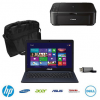 Thumbnail image for Walmart: Holiday Laptop Bundle with Choice of Laptop, Case, Flash Drive & Printer $298