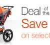 Thumbnail image for Amazon: 40% on Select BOB Jogging Strollers