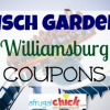Thumbnail image for Busch Gardens Williamsburg Coupons