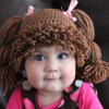 Thumbnail image for Zulily: Those Cabbage Patch Hair Hats (LOVE THESE)