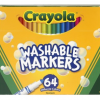 Thumbnail image for Amazon-Crayola 64 Ct Washable Markers $8.97