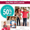 Thumbnail image for Gymboree: 50% off + Additional 30% off!