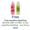 Thumbnail image for Free at Kroger: Sparkling Aquafina Flavor Splash!